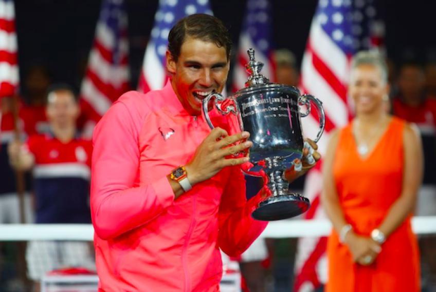 Les plus belles photos d'US Open
