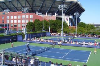 Top 20 courts de Tennis, où vous pouvez jouer