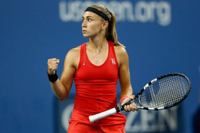 "Aleksandra Krunic :"" On souffre de beaucoup de solitude sur le circuit"""