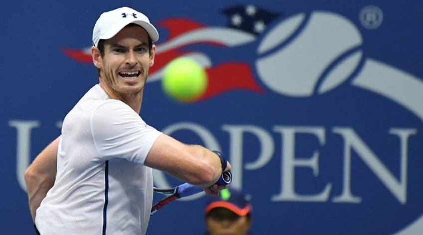 Andy Murray a reçu une Wildcard pour l'US Open