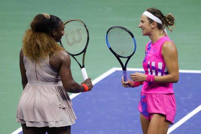 "Serena Williams : ""Victoria Azarenka est le genre de personne qu'on aime supporter"""