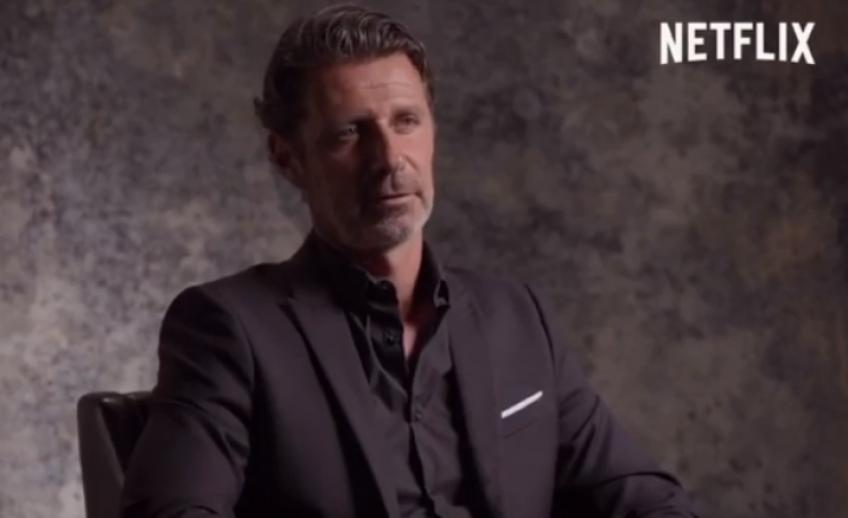 Serena Williams et le coach Mouratoglou dans le nouveau film Netflix : The Playbook