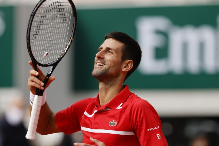 Roland-Garros: Djokovic poursuit sa route - rts.ch - Tennis