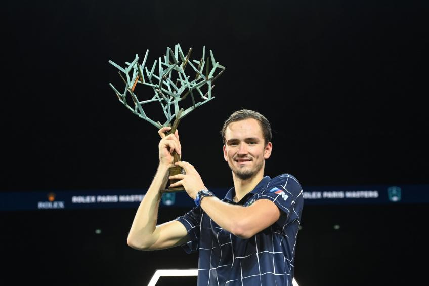"Daniil Medvedev : ""Je beaucoup ri quand David Goffin m'a traité de fou"""