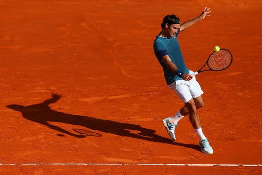 Throwback à Monte Carlo: Roger Federer détrône Novak Djokovic pour le All-Swiss.