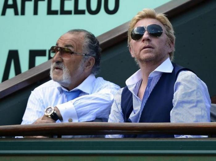 Ion Tiriac vole au secours de Boris Becker?