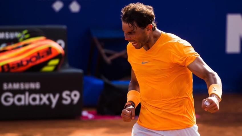 Rafael Nadal plaide pour des surfaces plus souples