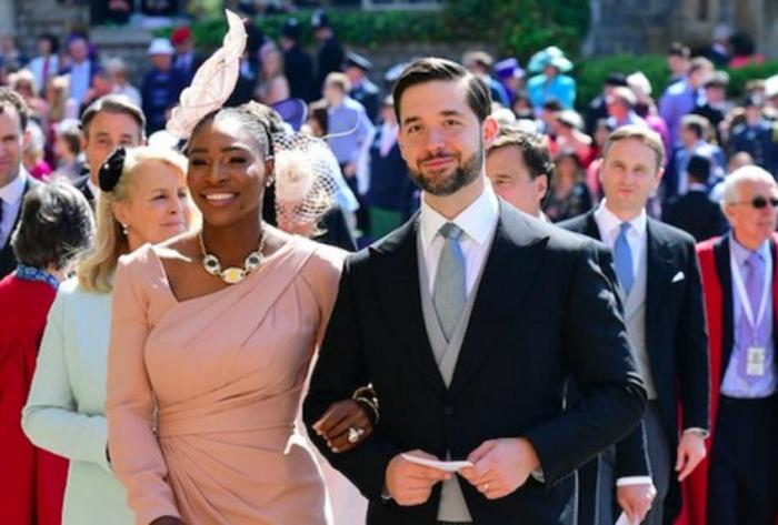 Serena Williams invitée d'honneur au Royal Wedding!