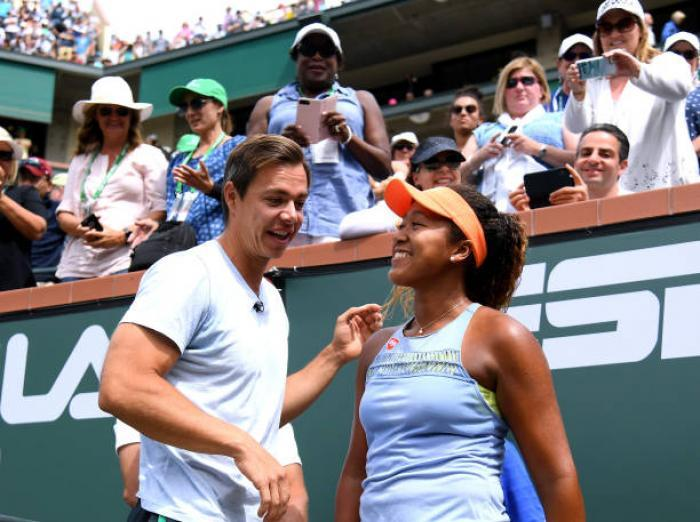 Naomi Osaka rompt avec son coach !