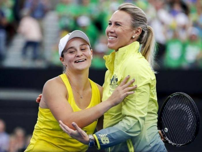 "Alicia Molik : ""Ashleigh Barty possède le facteur wow"""