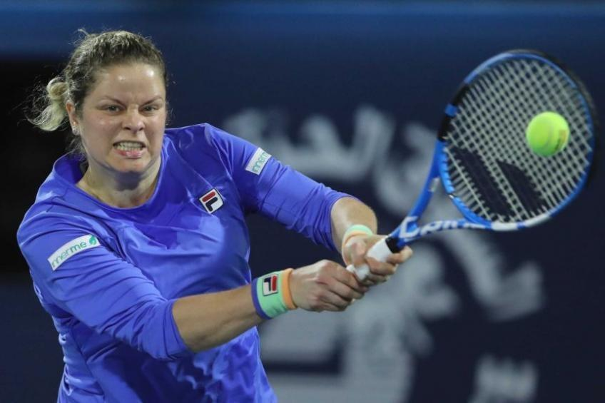"Dominique Monami: ""Clijsters se sent chez elle à l'US Open"""
