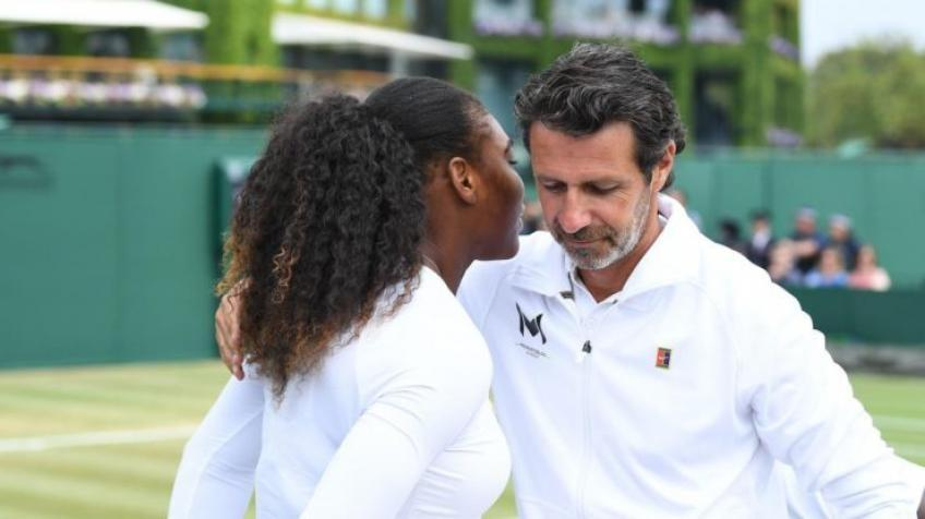 "Mouratoglou: ""Serena Williams se rapproche de plus en plus du 100% fitness"""