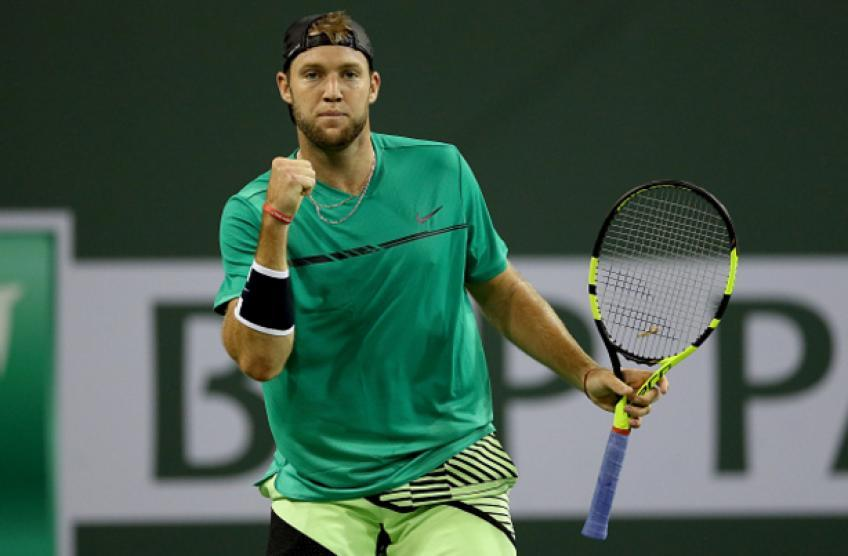 Jack Sock et Tennys Sandgren obtiennent des wildcards pour Indian Wells
