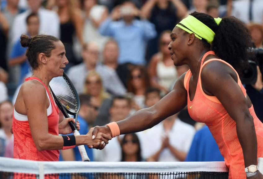 Message d'encouragement: Roberta Vinci parle de sa victoire contre Serena Williams