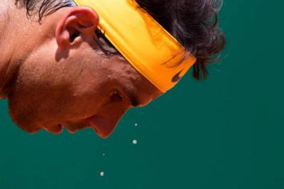 La confiance dans le tennis
