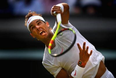 Si l'on peut penser grand, on peut devenir grand (Rafael Nadal, Roger Federer, Novak Djokovic..)