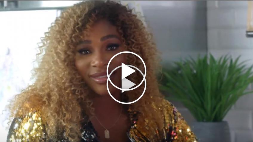 Serena Williams révèle l'une de ses meilleures histoires de rupture amoureuse