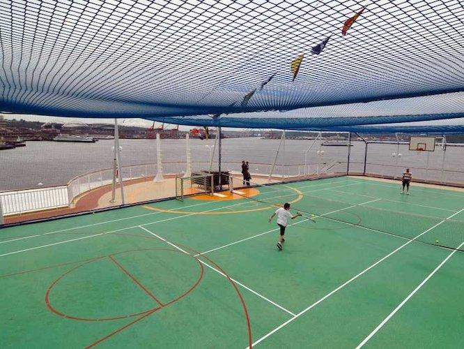 Les meilleures stations de tennis
