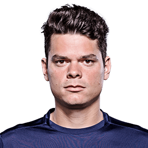Photo of Milos Raonic